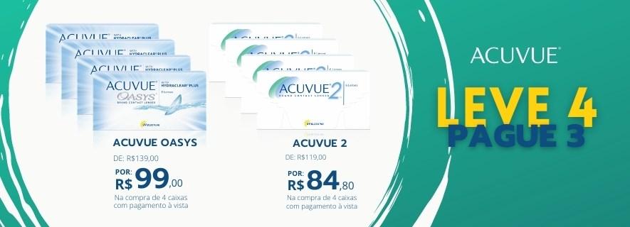 lentes Acuvue