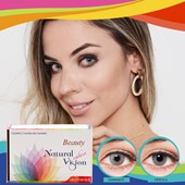 Kit NATURAL VISION Color - Beauty - Sem Grau -Anual