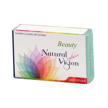 Kit NATURAL VISION Color - Beauty - Sem Grau -Anual