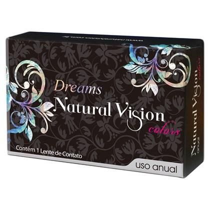 Kit NATURAL VISION Color - Dreams - Sem Grau -Anual