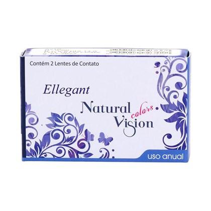 Kit NATURAL VISION Color - Ellegant - Sem Grau -Anual