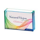 Kit NATURAL VISION Color - Glamour - Sem Grau -Anual