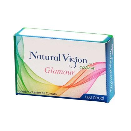 Kit NATURAL VISION Color - Glamour - Sem Grau -Anual