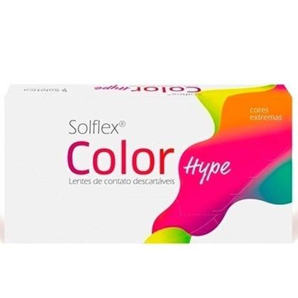 Kit Solflex Color Hype - Sem Grau