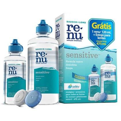 Renu Sensitive PackON